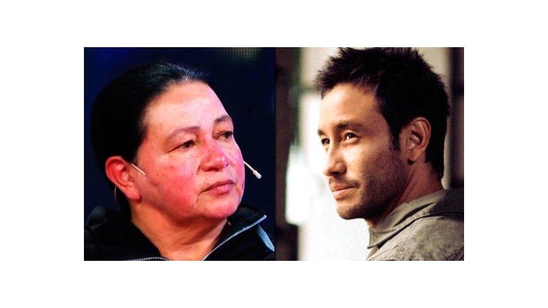 Apareció la supuesta madre biológica de Luciano Pereyra