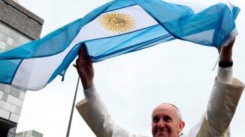 el papa confirmo que no vendra al pais en 2017