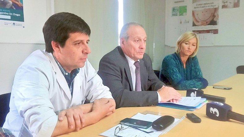 El ministro de Salud ratificó la incorporación de nuevos pediatras al Hospital