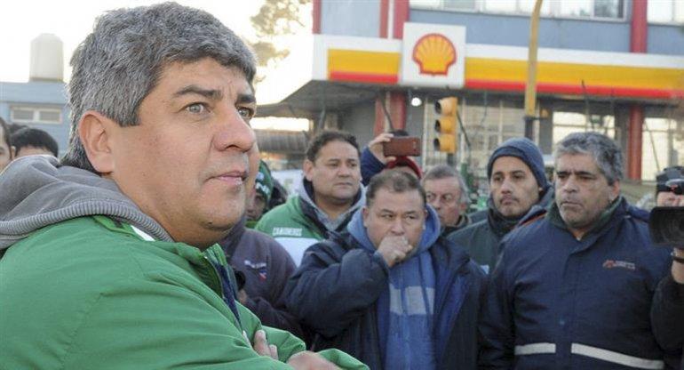 Moyano no confía que el Gobierno dé respuestas a las demandas de los trabajadores.