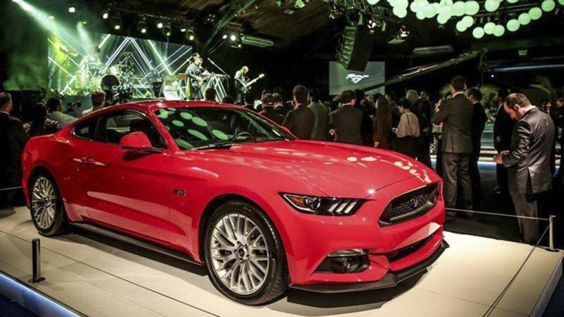 Todo sobre la llegada del Mustang a la  Argentina