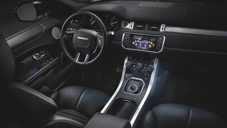 Lanzamiento: Range Rover Evoque (2017)