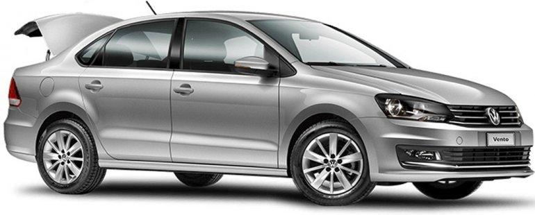 Volkswagen presentó el Vento 2017