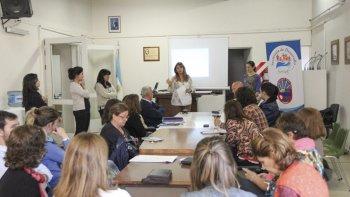 Con importante participación se desarrolló ayer en Rada Tilly el segundo encuentro de Municipios en Acción.