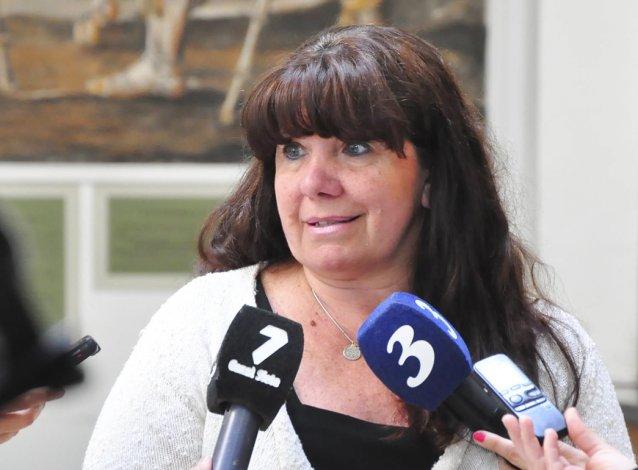 Gabriela Dufour fue condenada en primera instancia. Para expulsarla de la Cámara hace falta una mayoría especial.