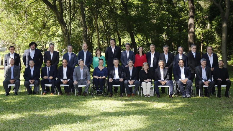 Difundieron cuánto cobra Macri y todo su gabinete