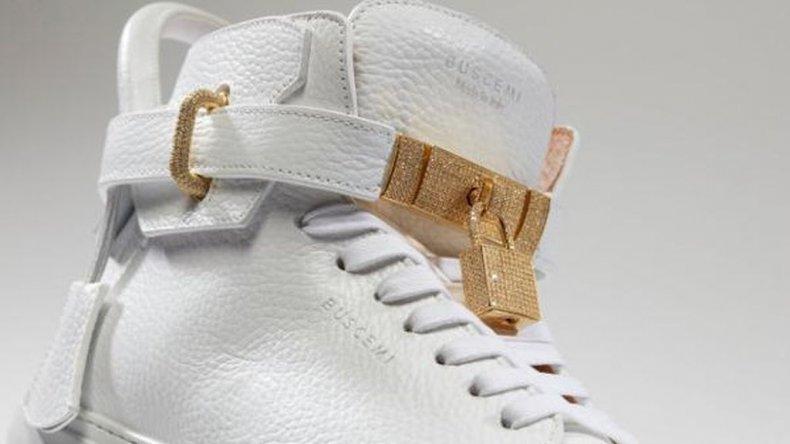 Mirá cómo son y cuánto cuestan las zapatillas más caras del mundo