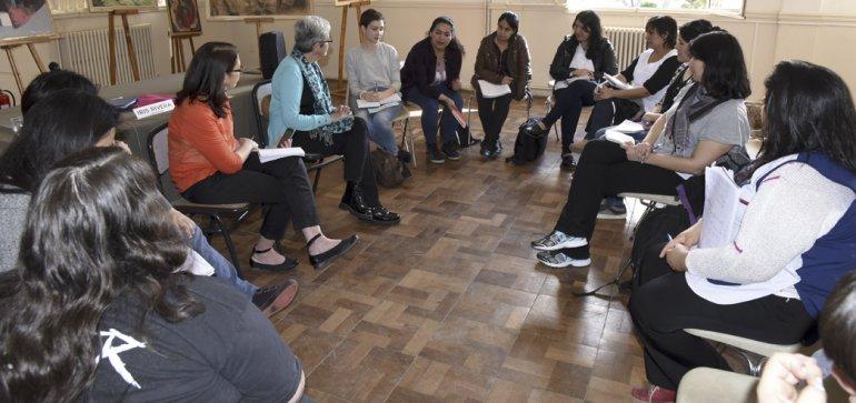 Con un importante marco de participantes cerraron las Jornadas de Literatura ayer en la Escuela 766.