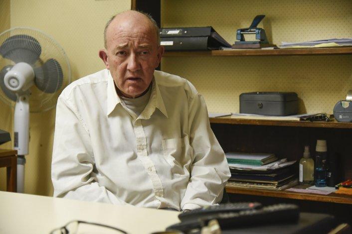 Arnaldo Visser comenzó a trabajar como martillero público en 1976 y se retiró de la actividad hace unos años.
