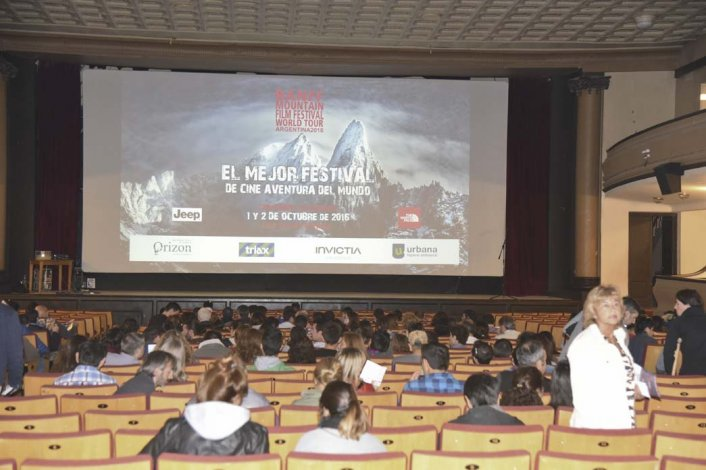 BANFF Festival ofreció dos jornadas de cine de aventura