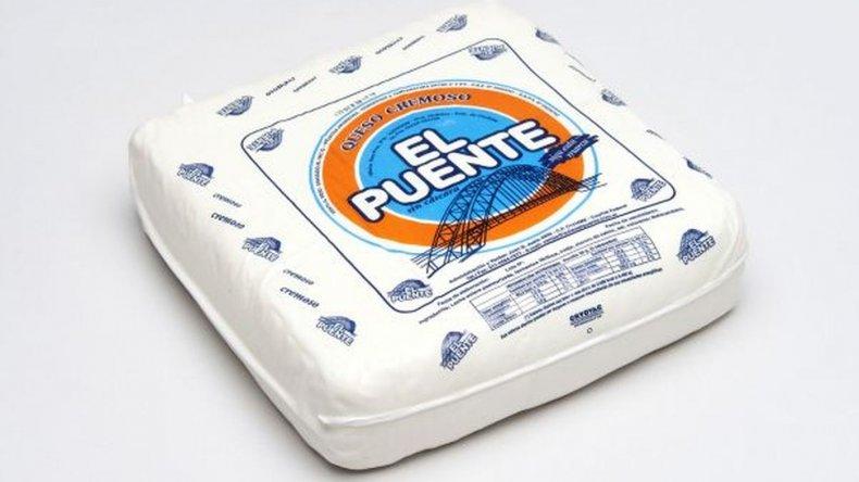 Prohíben la venta del queso cremoso y por salut El Puente