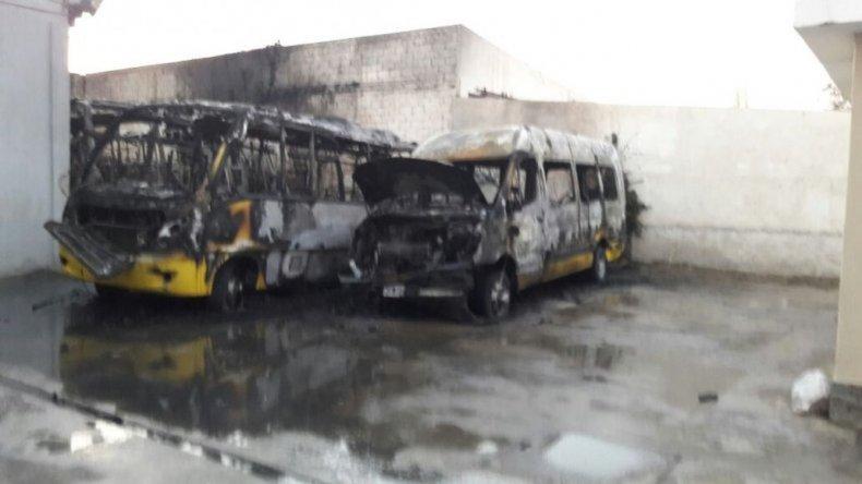 Esta semana se conocería el informe del perito ígneo por el incendio en Petrosar