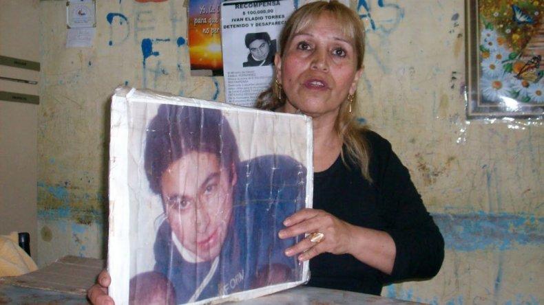 A 13 años de su desaparición: a mi hijo yo lo siento vivo