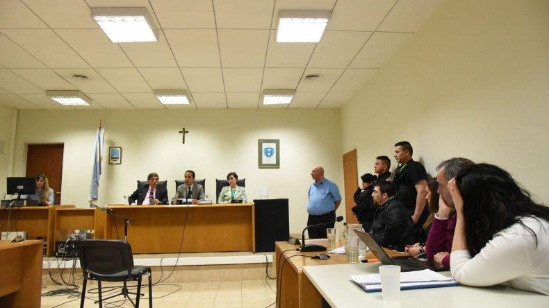 Solís y Kesen culpables: autor y cómplice por homicidio simple de Expósito Moreno
