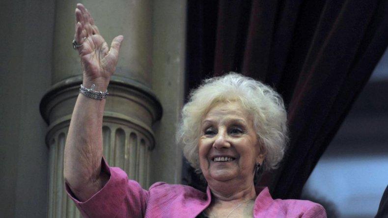Abuelas de Plaza de Mayo encontró al nieto 121