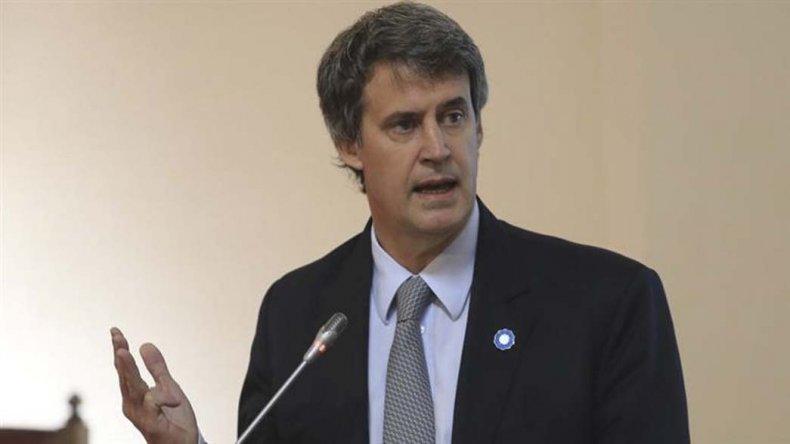 El ministro destacó que el Banco Nación ha tenido una muy buena postura para contribuir con el blanqueo.
