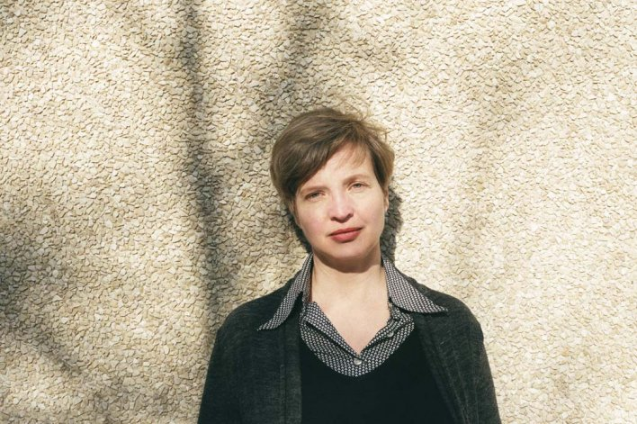 La escritora alemana Jenny Erpenbeck presenta su nueva novela