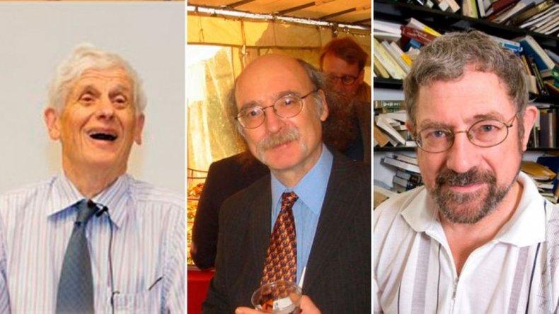 El Premio Nobel de Física 2016 fue para David Thouless, Duncan Haldane y Michael Kosterlitz