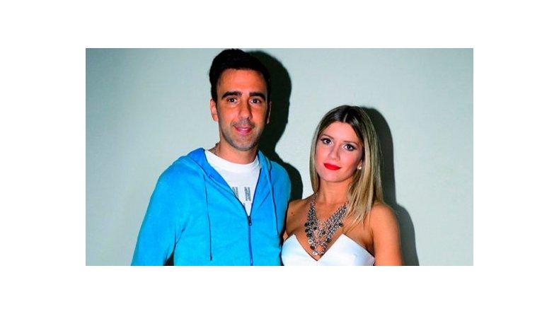 El encuentro de Laurita Fernández con Fede Hoppe