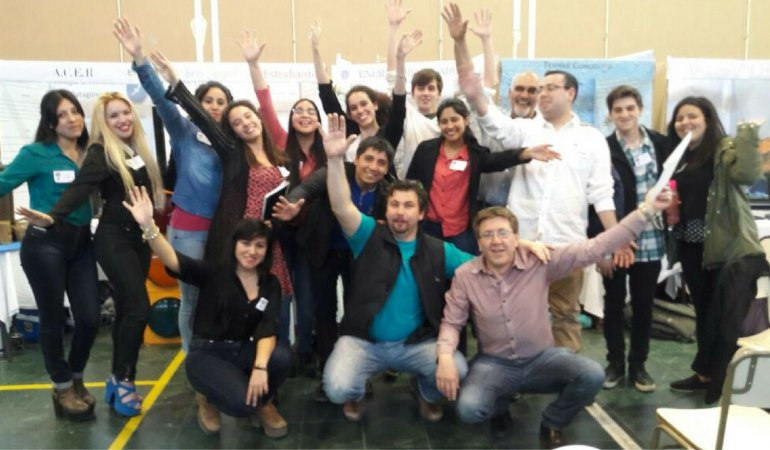 Estudiantes del CUP pasaron a instancias provinciales con sus proyectos en la Feria de Ciencias