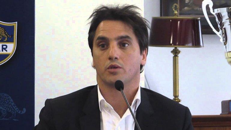 Agustín Pichot sueña con que Argentina sea sede del Mundial de Rugby de 2027.
