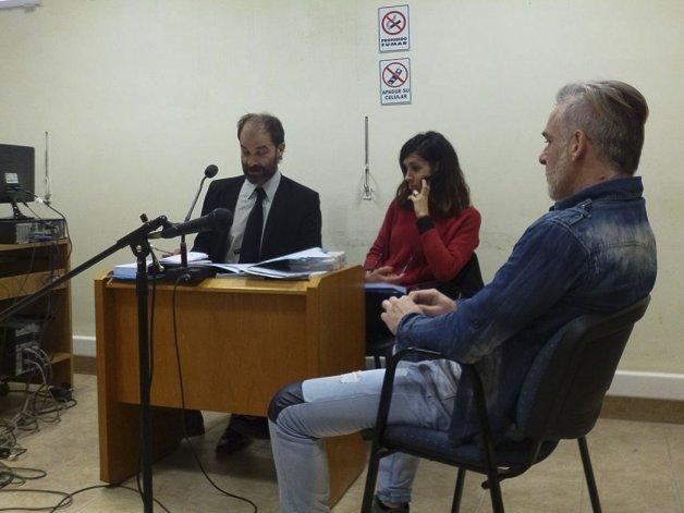 César Chatrán Hernández continuará detenido con prisión preventiva por otros dos meses en el marco de la unificación de tres causas por estafa.