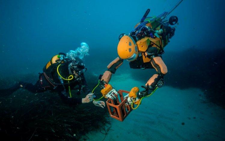 El robot submarinista que recuperará los tesoros del fondo del mar. Carthago Servicios Técnicos.