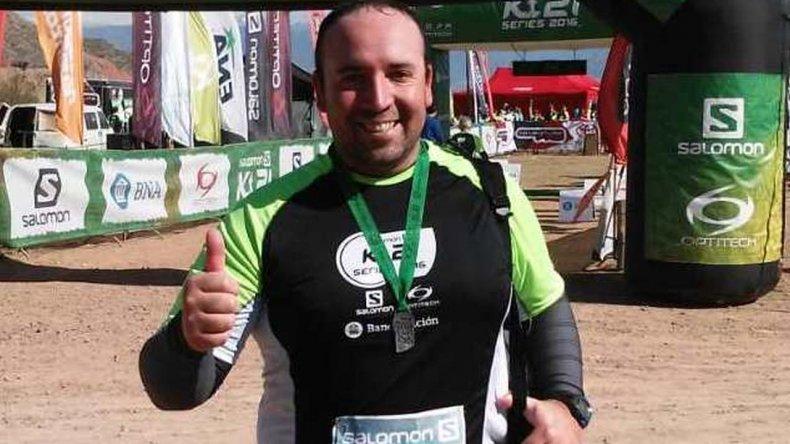 Un maratonista argentino murió en Chile