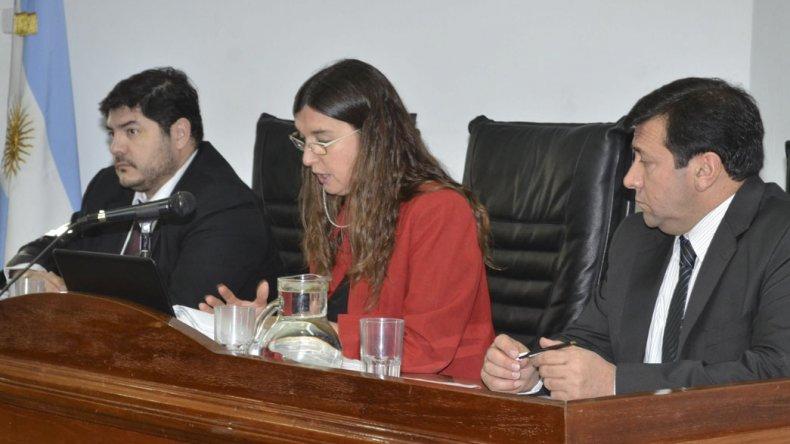 La Cámara del Crimen de Caleta pide explicaciones a la secretaria de Quelín