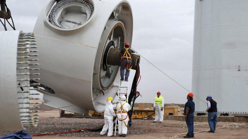 Con el objetivo de reemplazar el 8% de todos los consumos eléctricos por energías renovables para diciembre de 2017