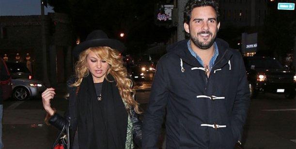 Paulina Rubio descubrió que su marido le fue infiel revisándole el WhatsApp