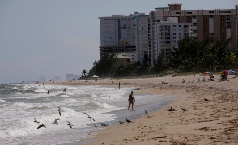 Así se prepara Estados Unidos ante la llegada del huracán