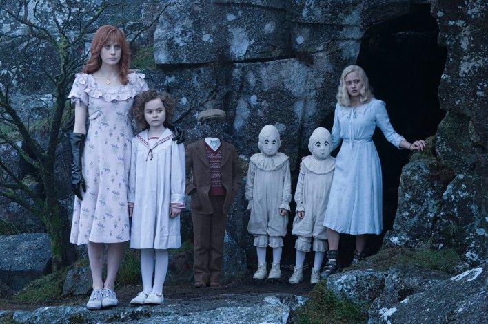 Estreno: Miss peregrine y los niños peculiares
