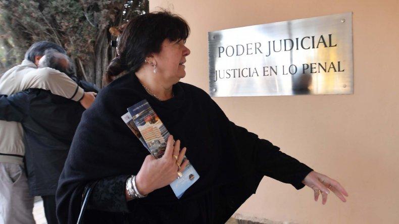Dufour y Rojas fueron condenados a 12 meses de prisión