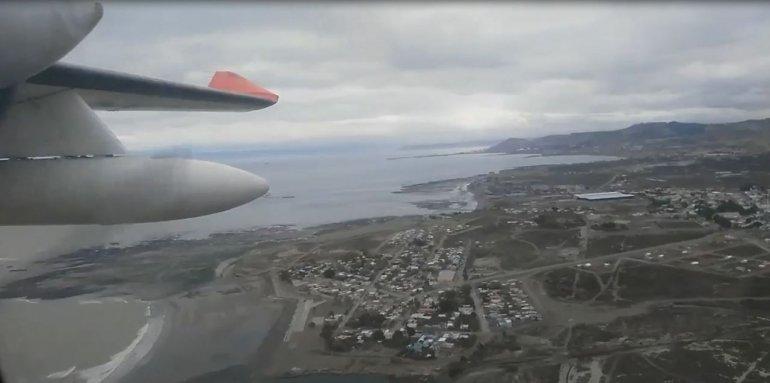 La ciudad desde el cielo: así es un vuelo de práctica