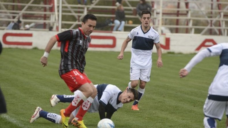 Newbery Vs. Huracán