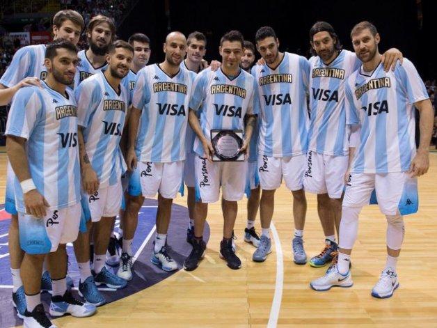 Argentina presentó su postulación para el Mundial de básquet 2023