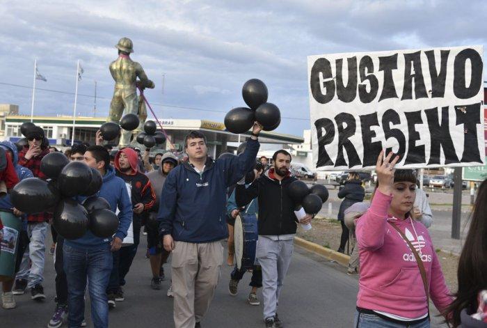 El caso de Gerez será presentado en la marcha nacional contra la inseguridad