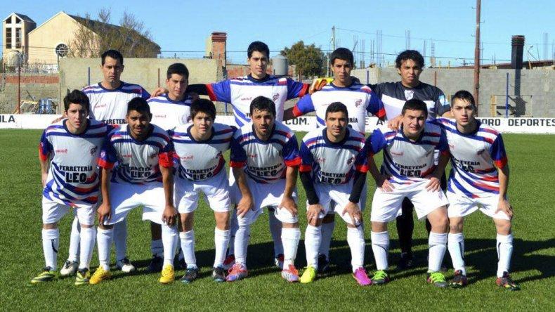 El plantel actual de Ciudadela que jugó cinco partidos en el Final B y perdió los cinco.