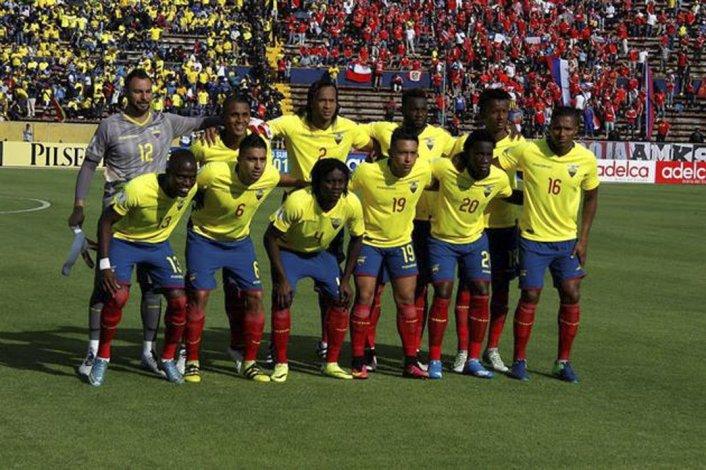 Ecuador fue contundente y dejó sin nada a Chile.
