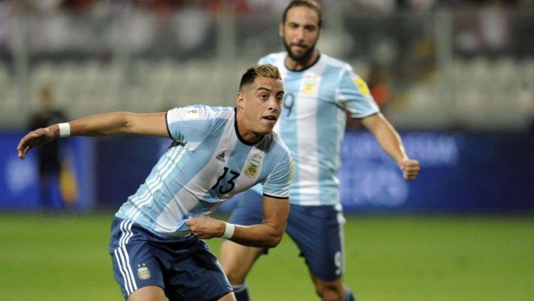 Argentina jugó mal y rescató un empate en Perú