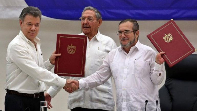 El Premio Nobel de la Paz 2016 fue para el presidente de Colombia