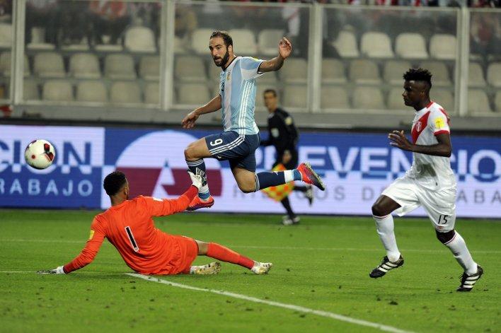 Perú vs. Argentina