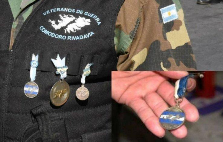 Dos veteranos de guerra viajarán mañana a Malvinas
