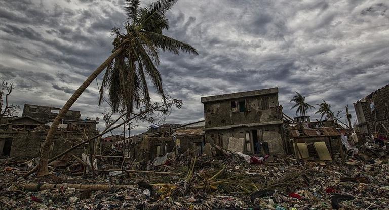 Haití sufrió la peor parte del paso del huracán.