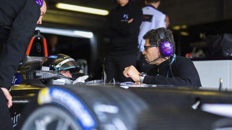 José María López iniciará en las próximas horas su debut en la Fórmula Eléctrica.