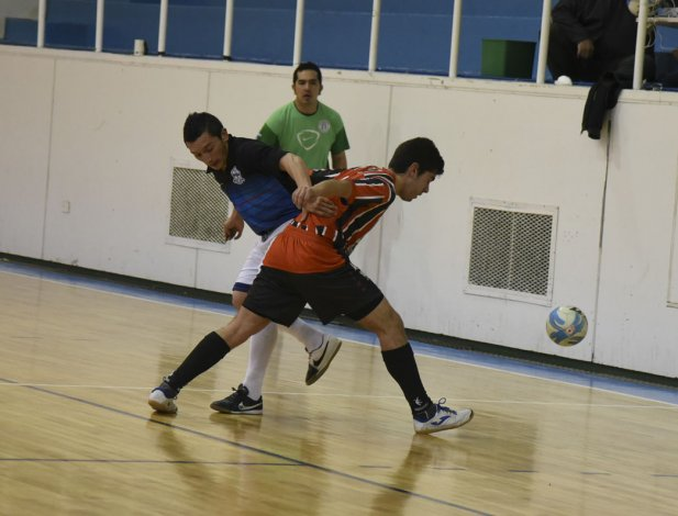 El futsal oficial disputará hoy