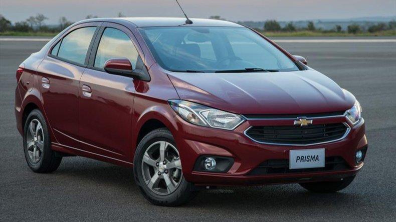 Chevrolet Onix y Prisma  se renuevan en Argentina