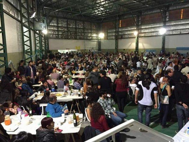 Se viene la tercera peña solidaria  de los trabajadores de Canal 9