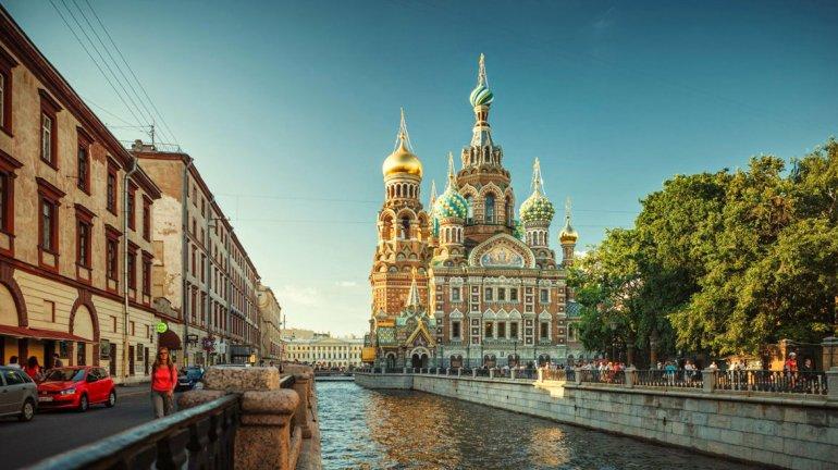 San Petersburgo es la segunda ciudad más grande de Rusia y el foco cultural del país.